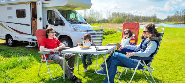 Importance of RV Insurance in Auburn