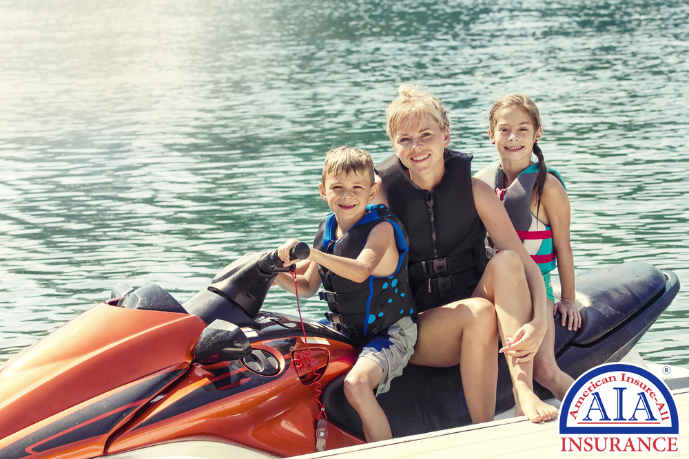 A Jet Ski Insurance Company in Mercer Island That You Can Count On